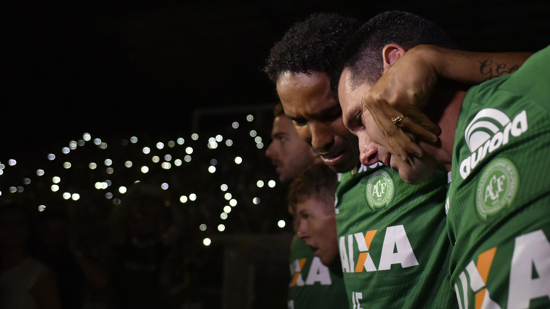 Seguro de vida e CBF darão 26 salários a famílias de jogadores da Chapecoense
