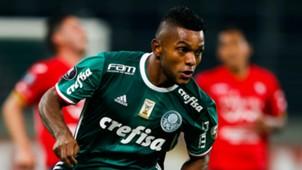 Miguel Borja Palmeiras Jorge Wilstermann Copa Libertadores 15032017