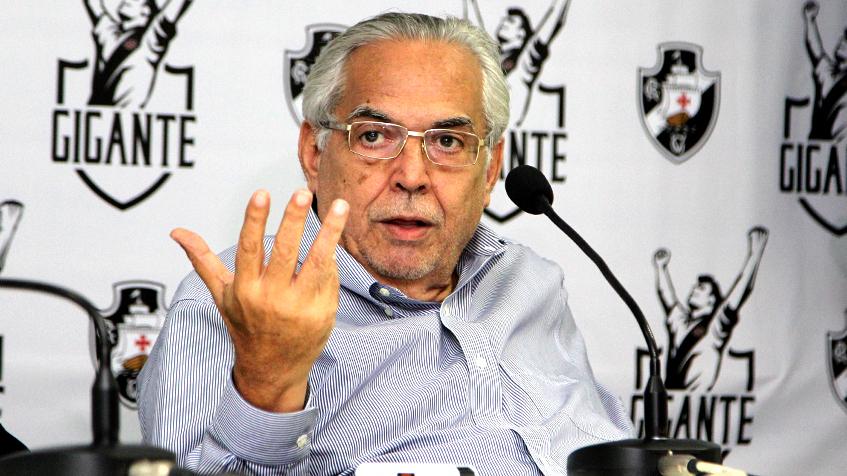 Eurico Miranda - Vasco