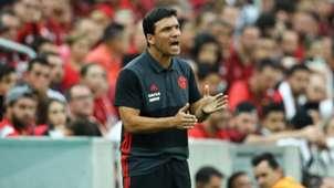 Zé Ricardo Atlético-PR Flamengo Brasileirão 11122016