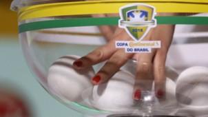 Sorteio Copa do Brasil 23 09 16