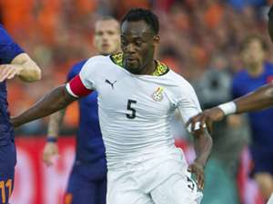 Michael Essien Ghana Netherlands Friendly 05312014