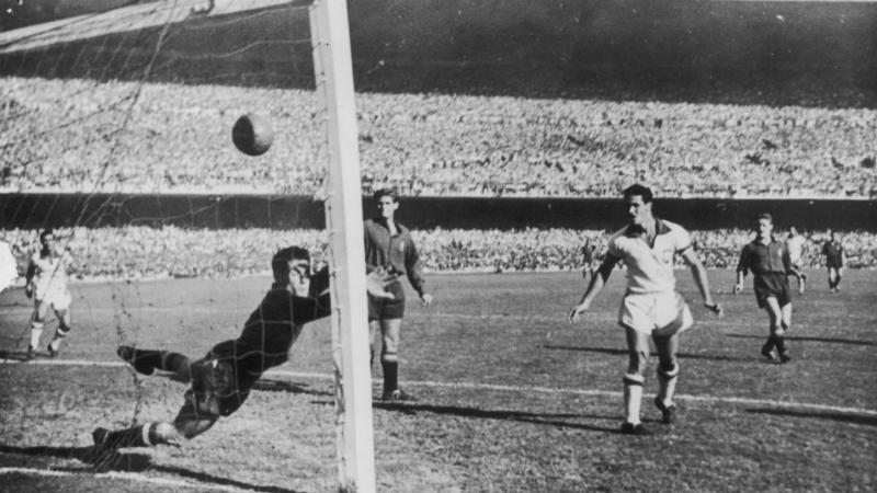 ENCICLOPEDIA MUNDIALISTA: Uruguay 1950, Maracanazo y los de afuera ...