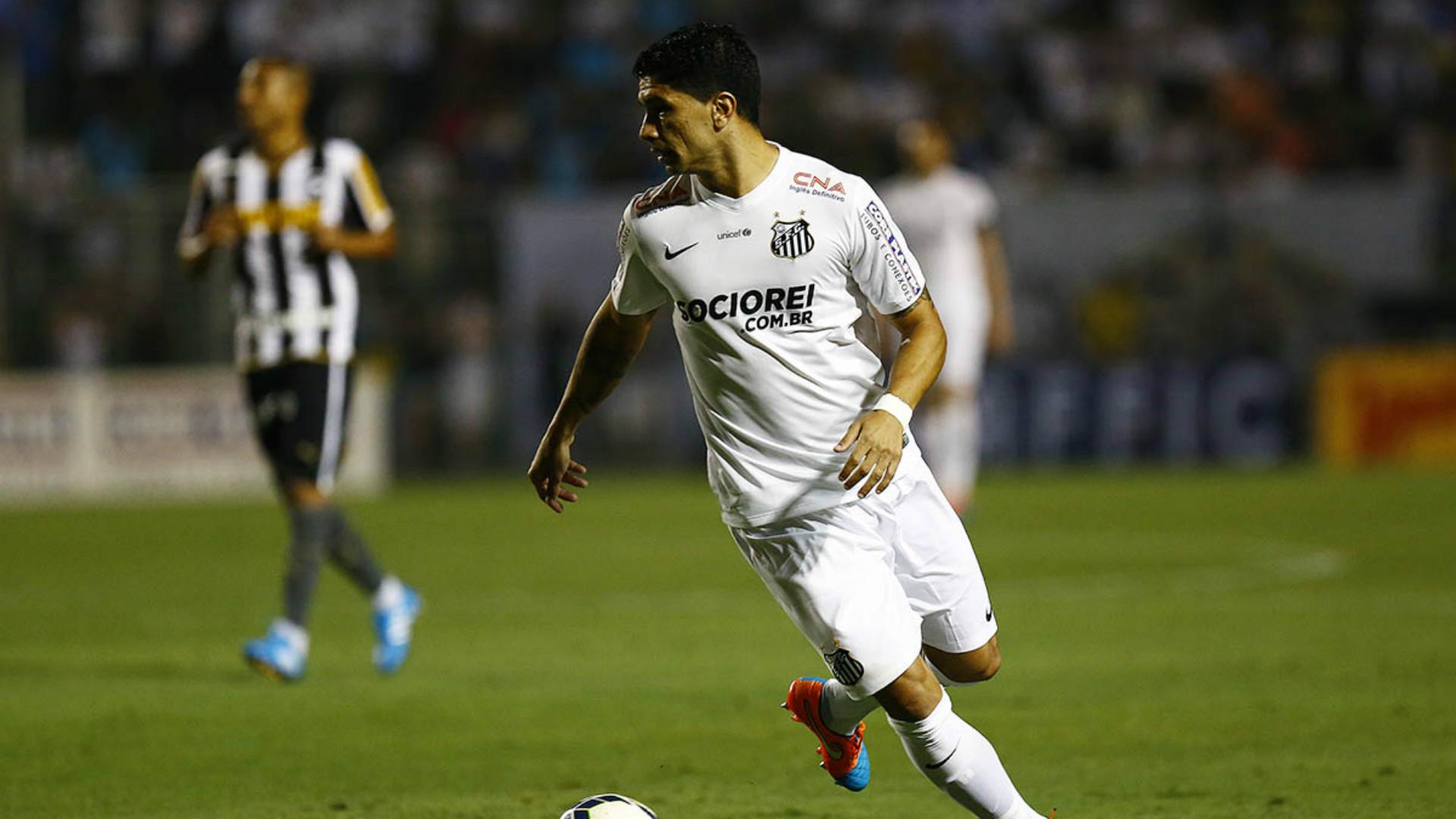 Renato - Santos x Botafogo