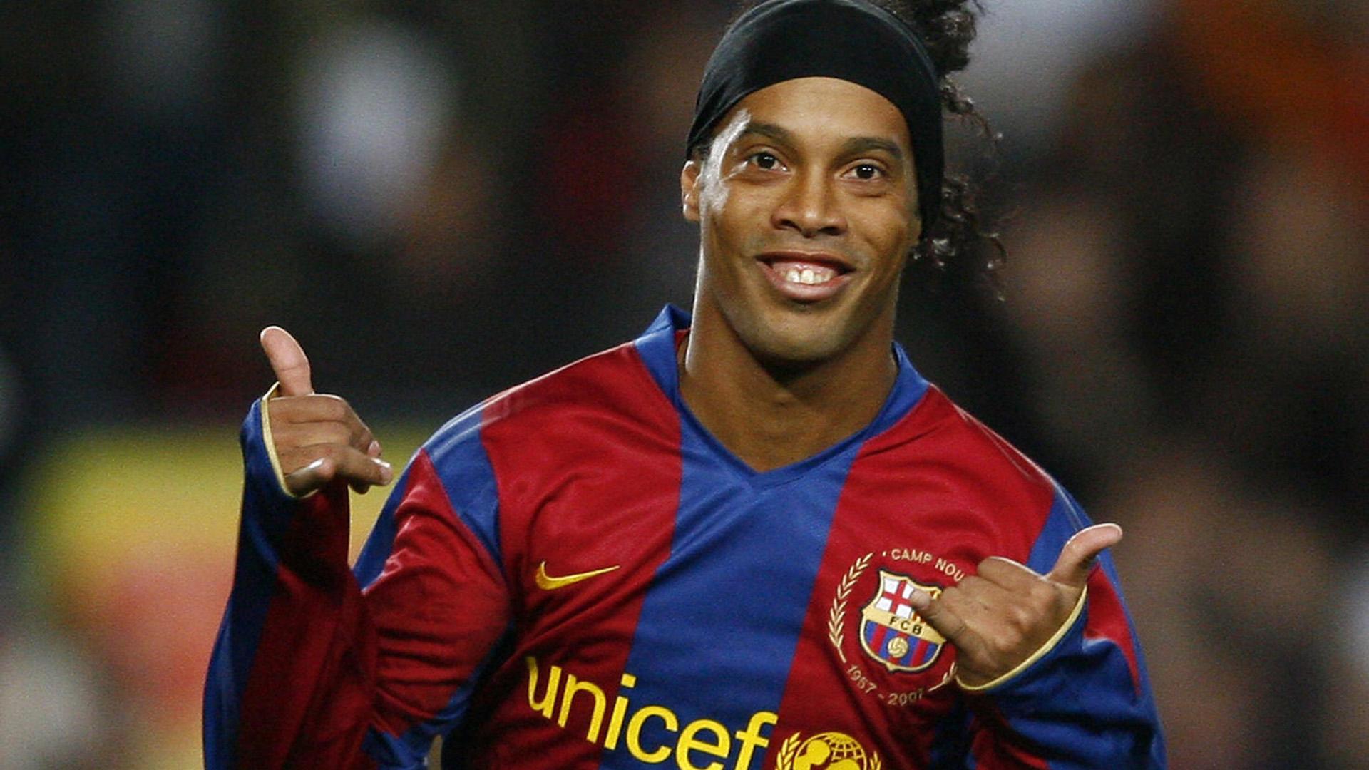 Former Brazil And Barcelona Star Ronaldinho To Officially Retire In  Goal Com