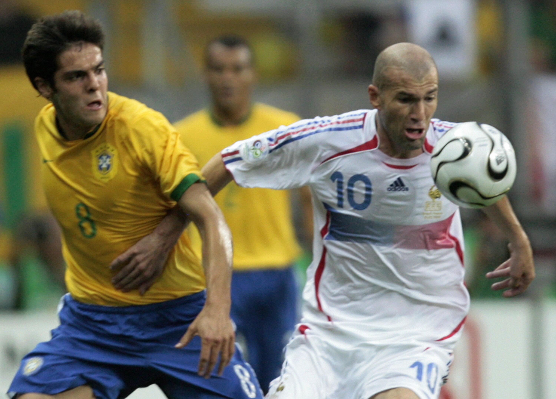 Kaká - 2006 - Zidane