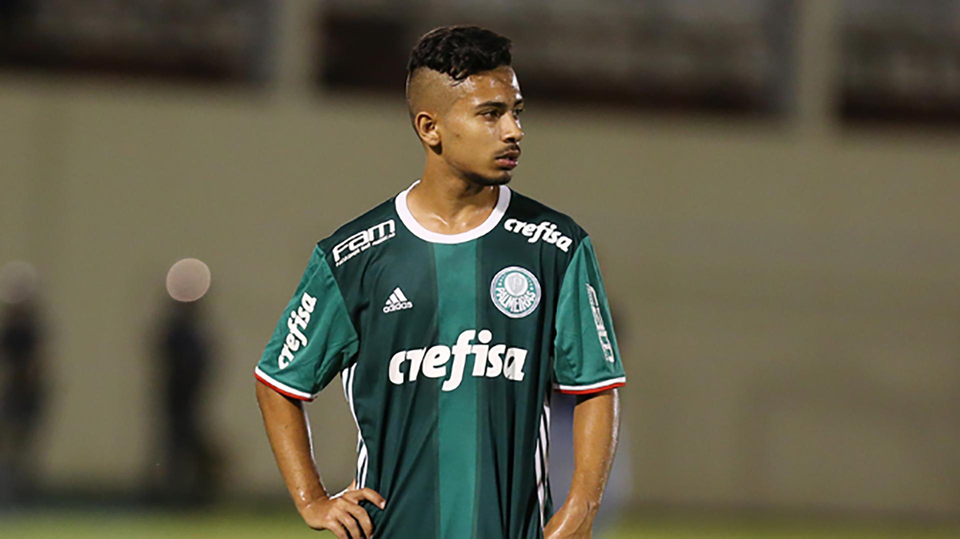 Alan Guimaraes Palmeiras 2017
