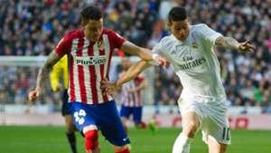 Real Madrid x Atlético Madrid   27/02/2016