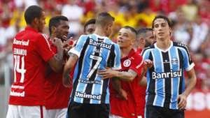 Luan D'Alessandro Internacional Gremio Brasileirao 22112015