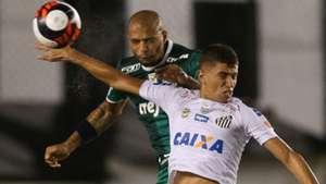 Felipe Melo Vitor Bueno Santos Palmeiras Paulista 19032017
