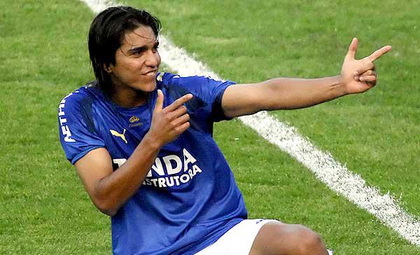 Marcelo Moreno Cruzeiro 2008