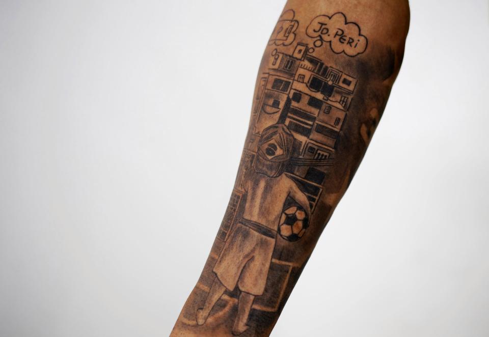 gabriel jesus tatuagem