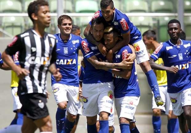 Atlético-MG x Cruzeiro: o início da caminhada dos mineiros na Taça Brasil