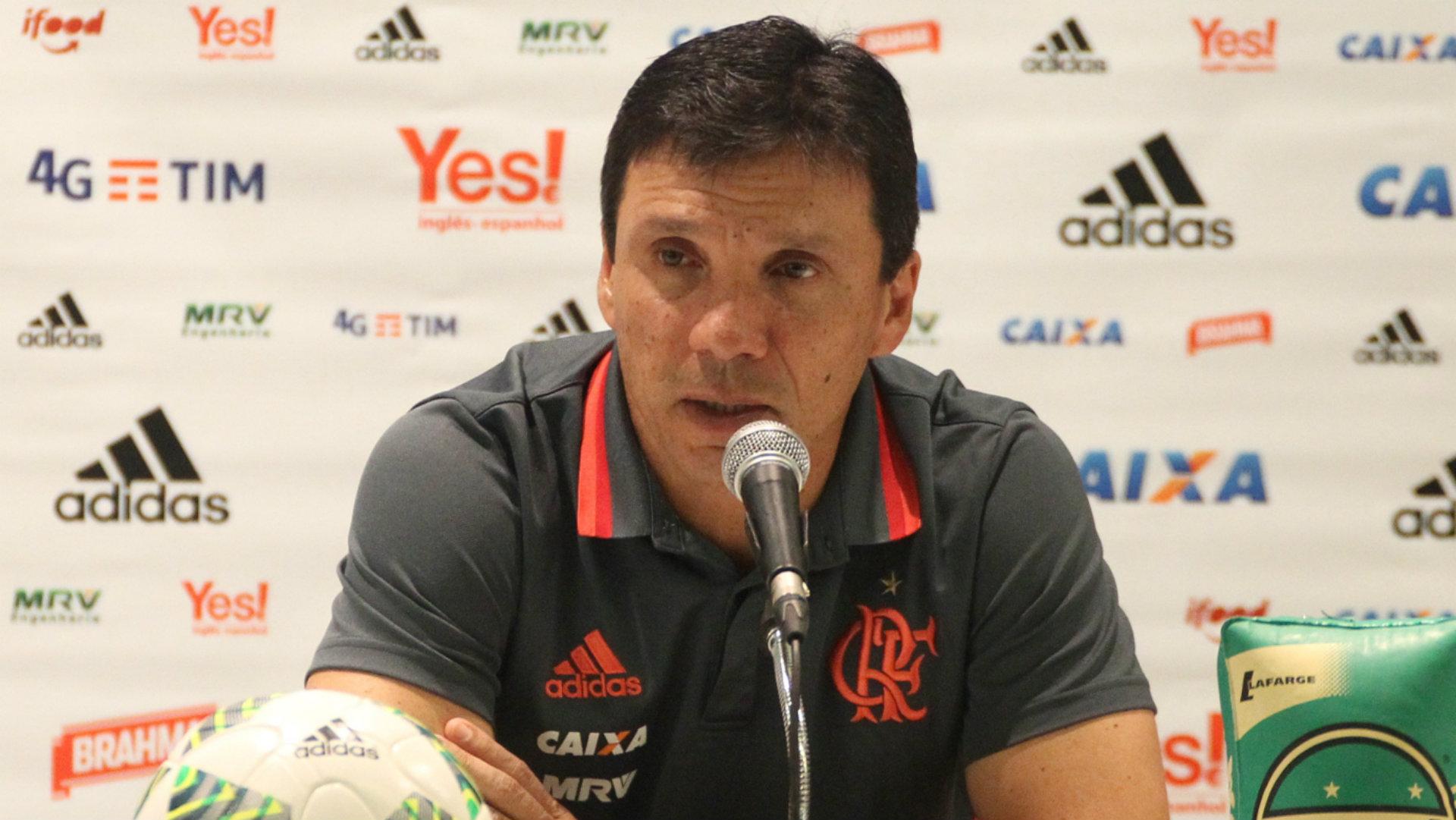 Ze Ricardo Flamengo Botafogo Brasileirão 05112016