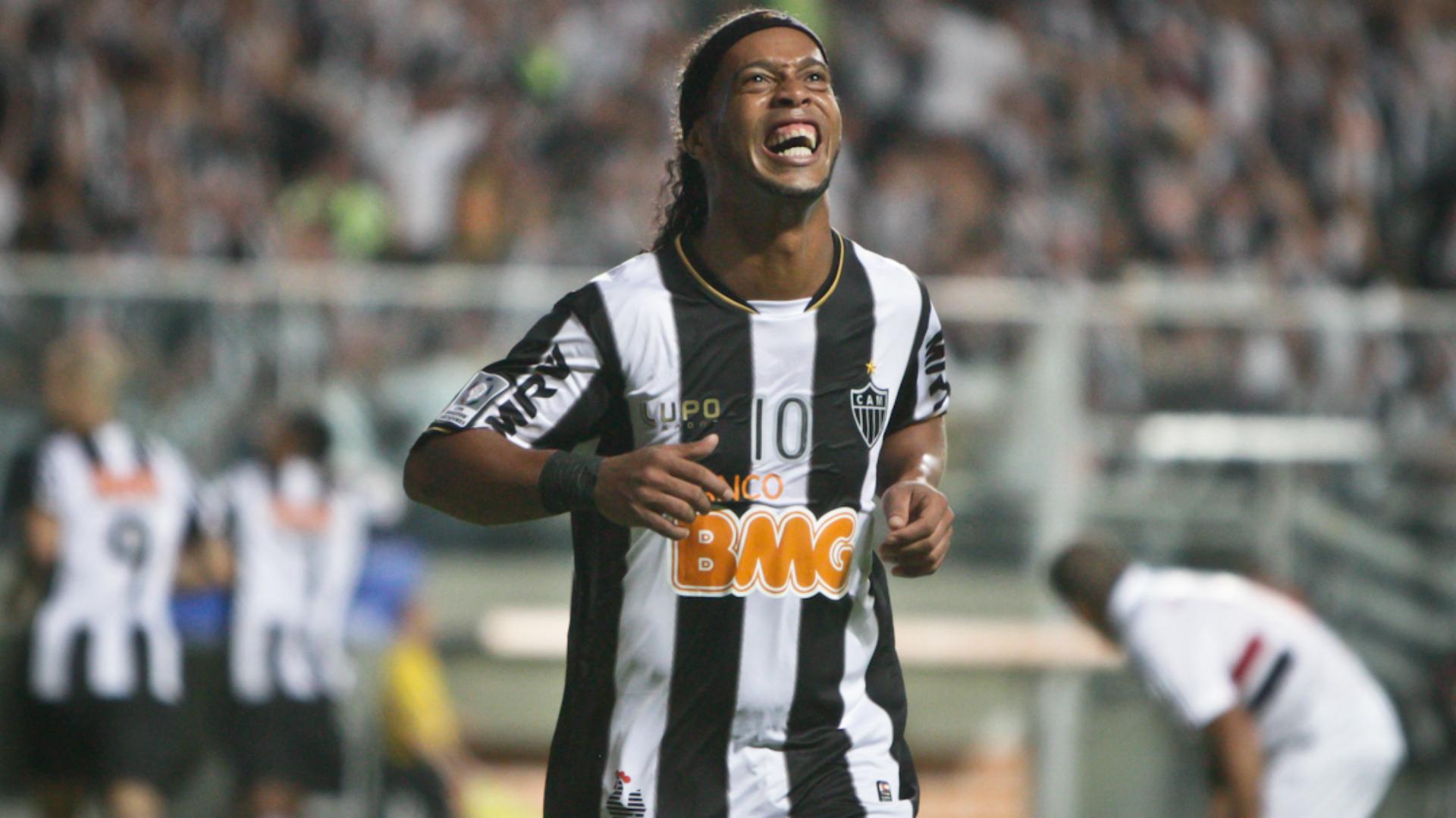 Ronaldinho Atlético-MG São Paulo Copa Libertadores 09052013
