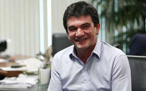 Andrés Sanchez é o novo superintendente de futebol do Corinthians