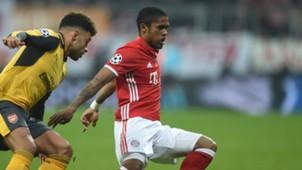 Douglas Costa Bayern Munich Arsenal Champions League R16 15022017