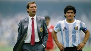 Carlos Bilardo, Diego Maradona | Argentina