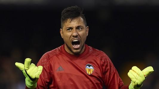 Diego Alves Valencia Real Madrid La Liga 22022017
