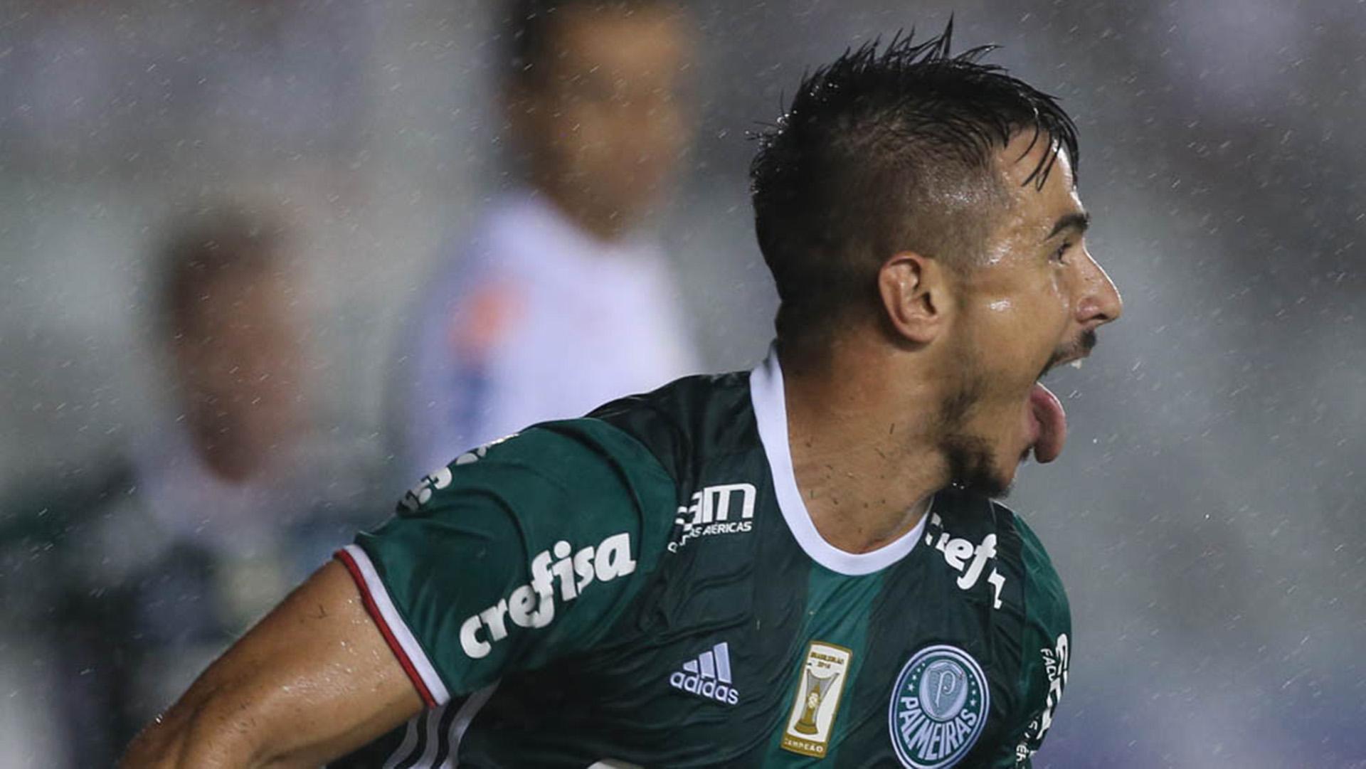 Willian Santos Palmeiras Paulista 19032017