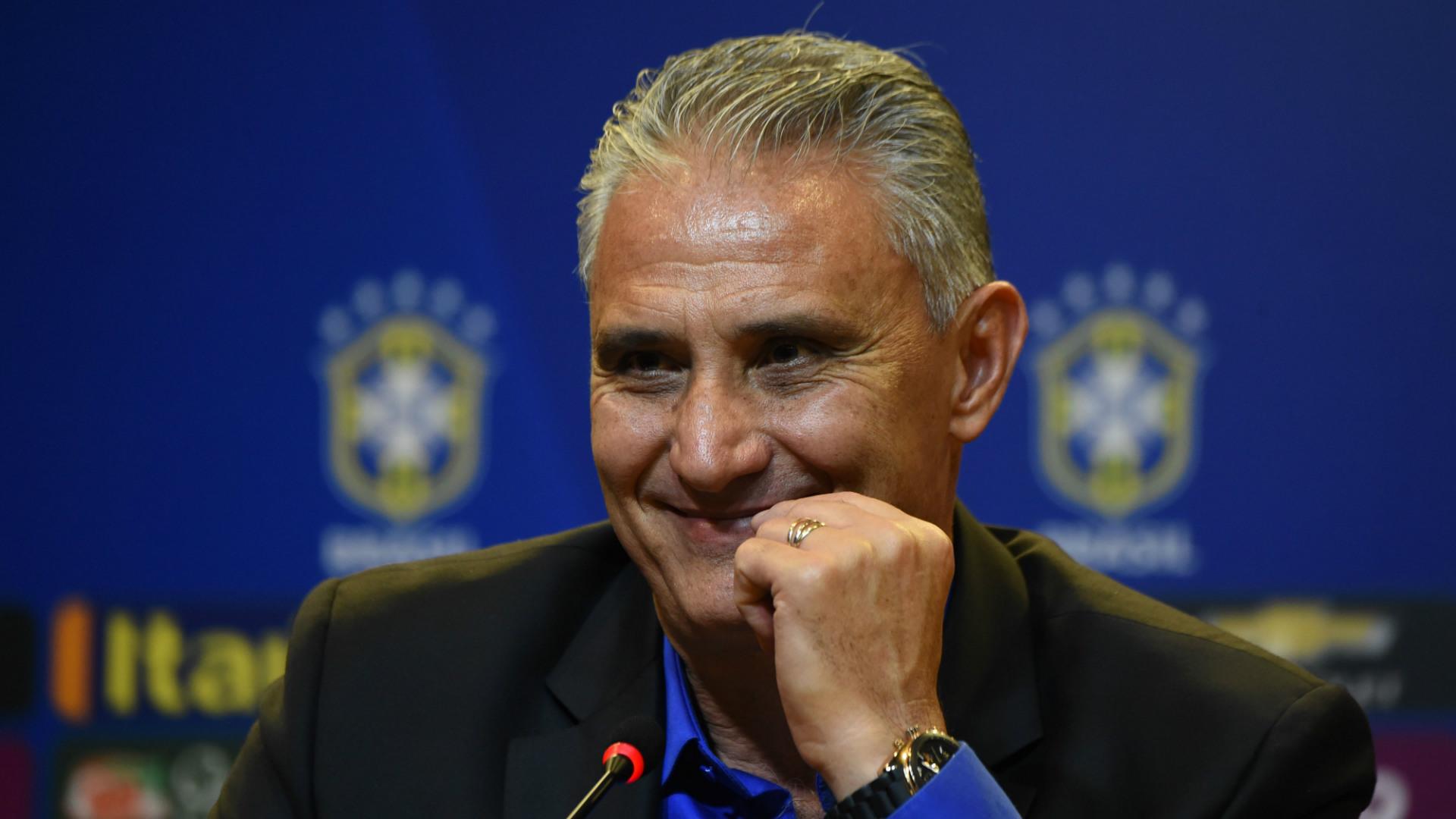 Tite apresentação Brasil 20062016