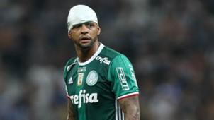 Felipe Melo Corinthians Palmeiras Paulista 22022017