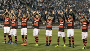 Universidad Catolica Flamengo Copa Libertadores 15032017