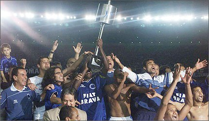 Gallery Only - Cruzeiro 2000