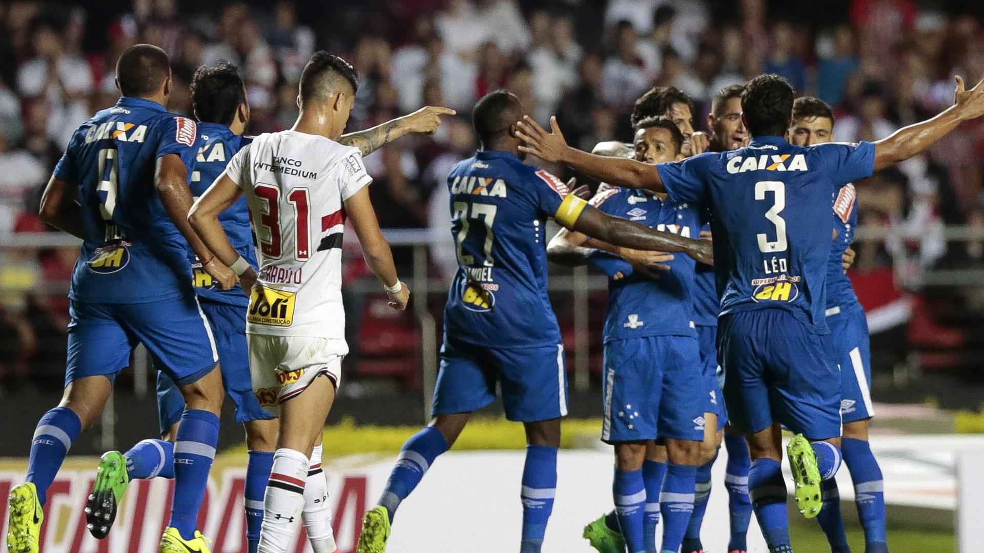 Sao Paulo Cruzeiro Copa do Brasil 13042017