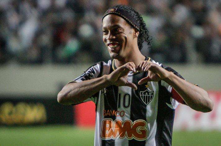 Ronaldinho Atlético Mineiro Coração