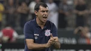 Fabio Carille Corinthians Palmeiras Paulista 22022017