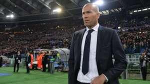 Zinedine Zidane   Roma x Real Madrid   UEFA Champions League 2015/2016   17/02/2016