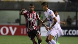 Junior Tavares Vitor Bueno São Paulo Santos Paulista 15022017