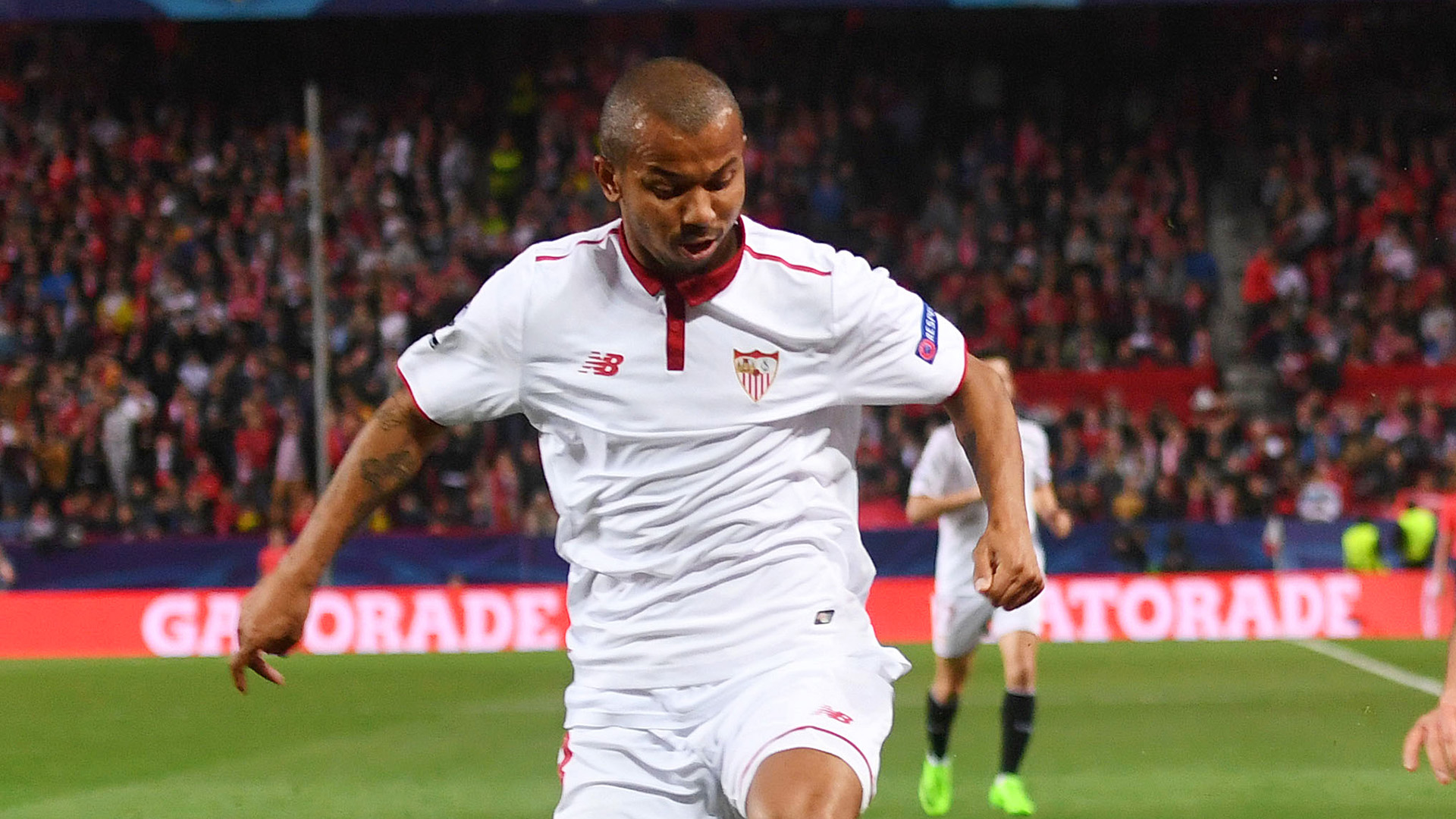 Mariano Sevilla Leicester City Champions League R16 22022017