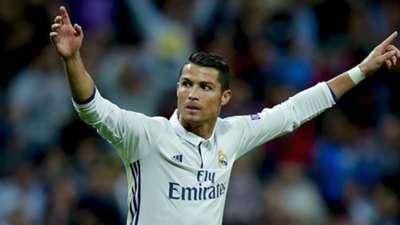 Cristiano Ronaldo Sporting Real Madrid 14092016
