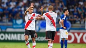 Cruzeiro x River Plate 27052015