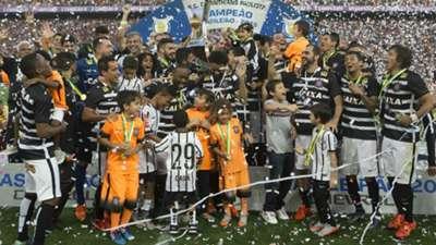 Corinthians - Brasileiro 2015