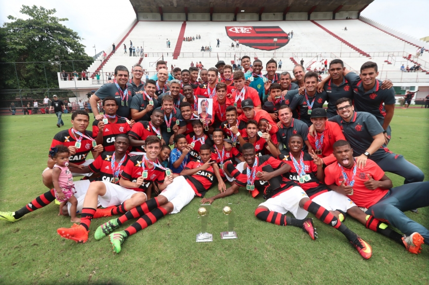 Vinicius Junior Flamengo Campeão