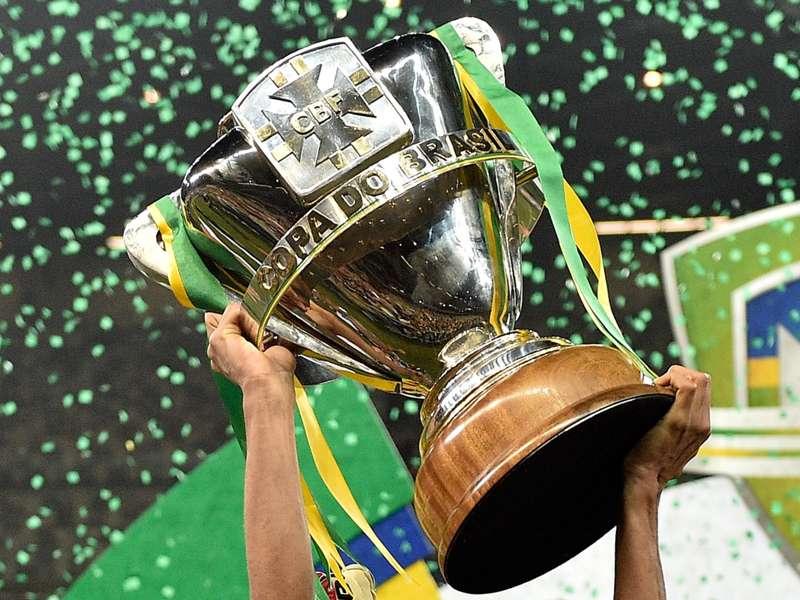 CBF divulga data de sorteio da Copa do Brasil
