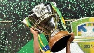 Copa do Brasil trophy troféu 2014