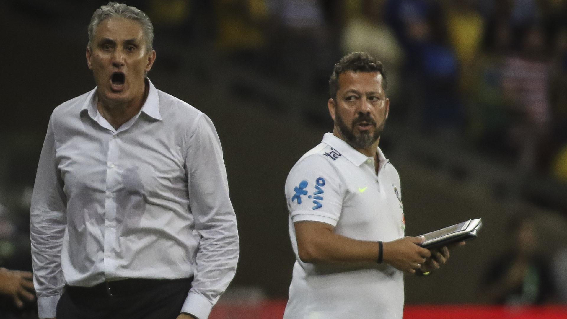 Tite Cleber Xavier Brasil Argentina Eliminatorias 2018 10112018