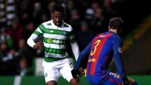 Dembele Pique Celtic Barcelona Champions League 23 11 2016