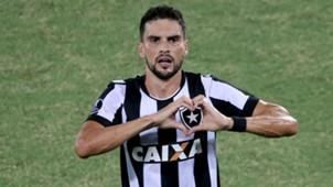 Rodrigo Pimpão Botafogo Olimpia Libertadores 16 03 2017