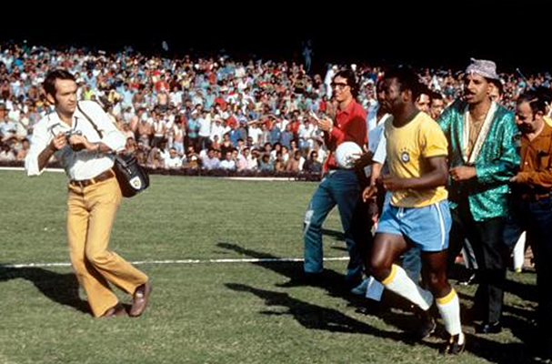 Despedida Pelé 1971