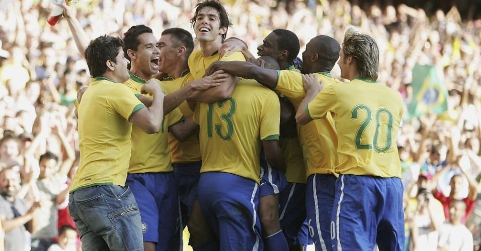Onde assistir ao jogo da Seleção Brasileira contra a Rússia