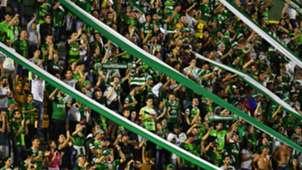 Torcida Chapecoense Lanus Copa Libertadores 16032017