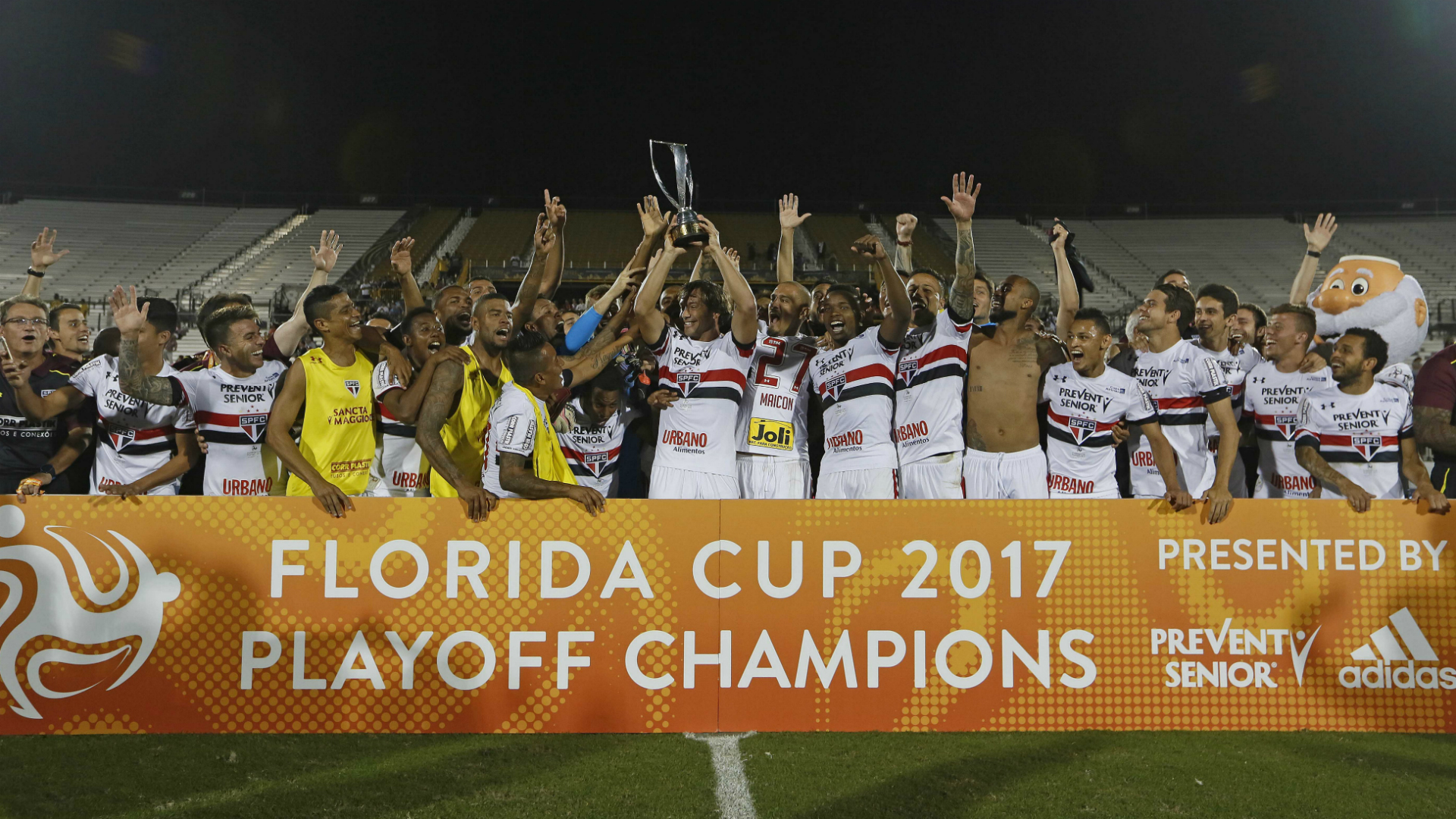 Corinthians São Paulo I Florida Cup I 22 01 2017