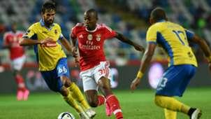 Victor Andrade   Benfica x Arouca   23/08/2015