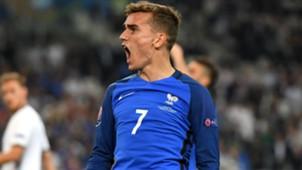 Griezmann França Alemanha Euro 07072016