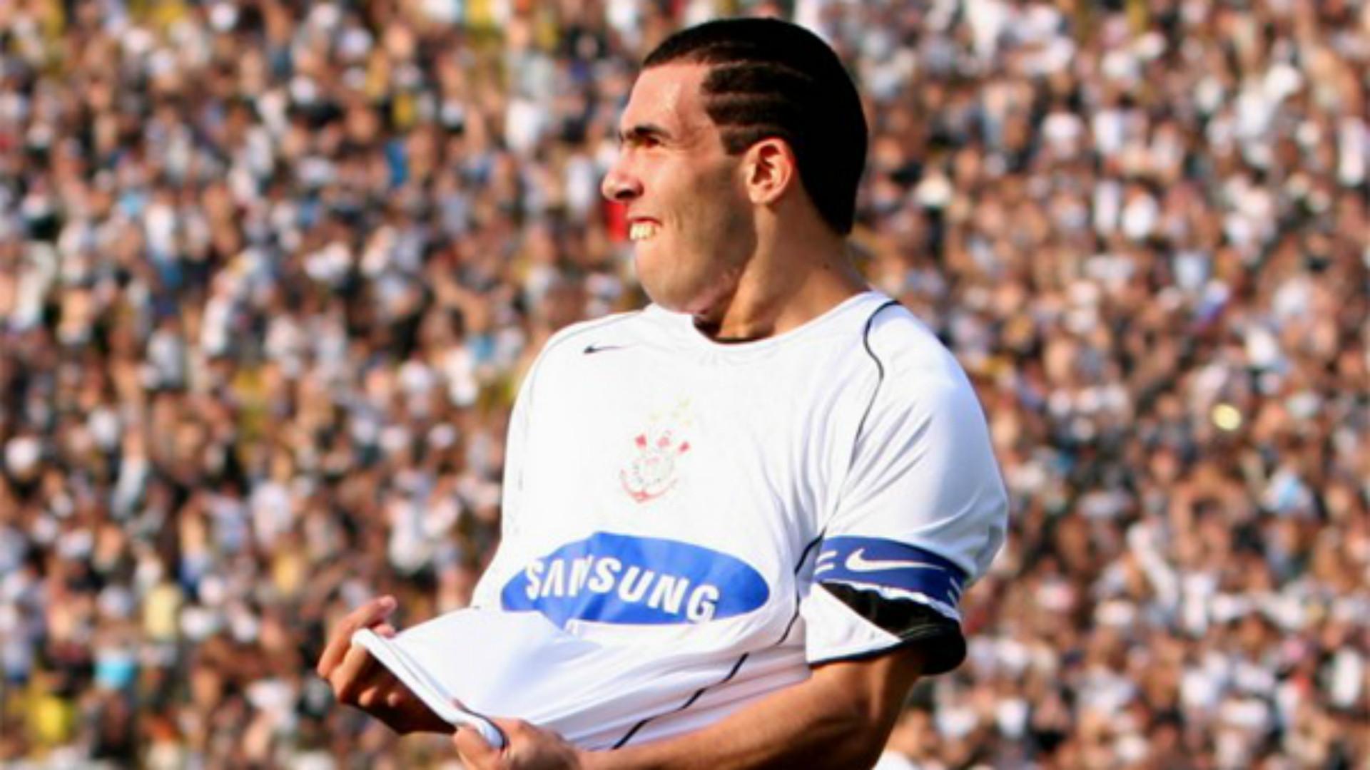 Tevez - Corinthians 2005